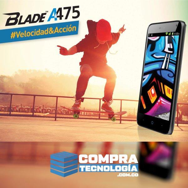 Visita https://t.co/dmIb134lJw y descubre porque el #BladeA475 de #ZTE es el #Smartphone indicado para ti. https://t.co/X1cTnImqAv