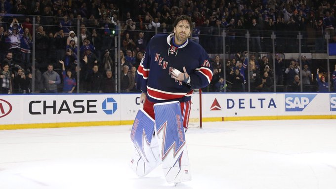 Happy Birthday to our lord and savior Henrik Lundqvist