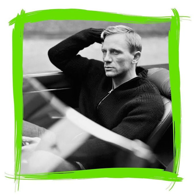 No modern James Bond even comes close to this guy. Happy Birthday to Daniel Craig, one of