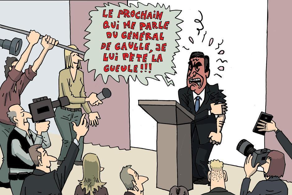 """Vu de l'étranger : François Fillon, """"un homme dangereux pour la démocratie"""" https://t.co/lBeOf2zQ1d"""