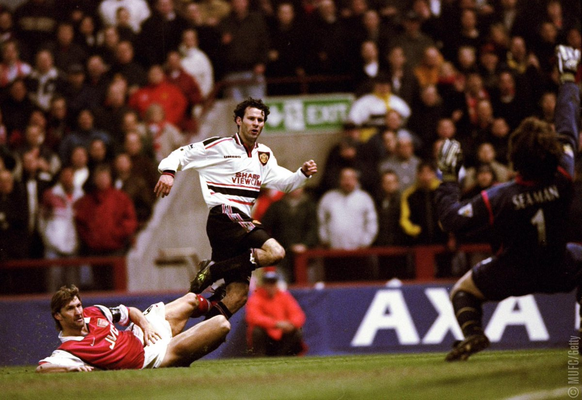 Only one Ryan Giggs