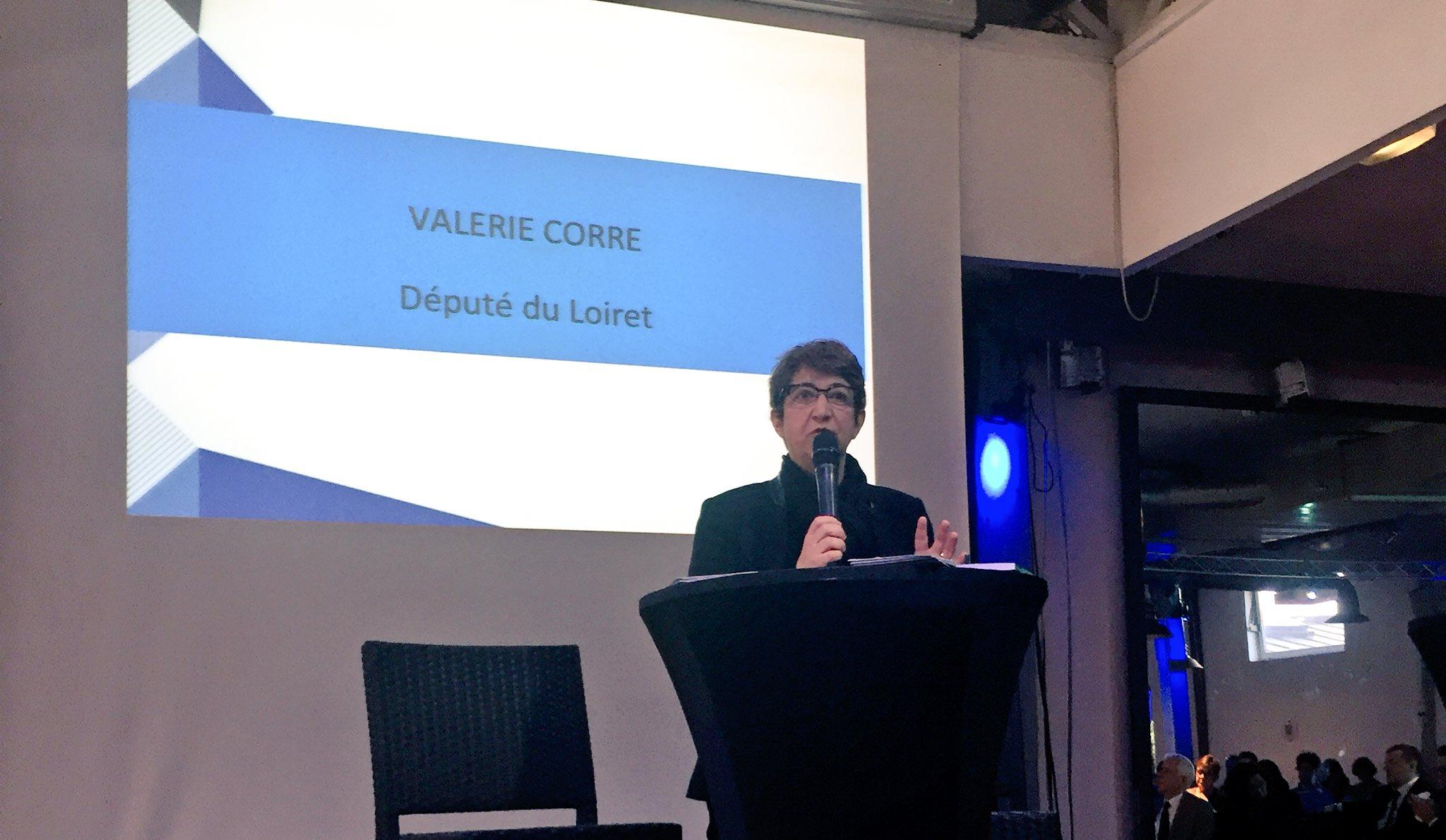Intervention de @Valerie_Corre, auteur d'un rapport parlementaire sur les relations entre l'École et les parents. #pauvretéréussitescolaire https://t.co/lMH6rS85rl