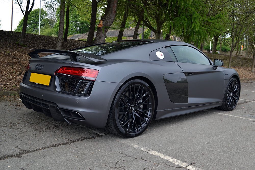 Audi Daily On Twitter Quot Grey Matte Audi R8 V10 Plus