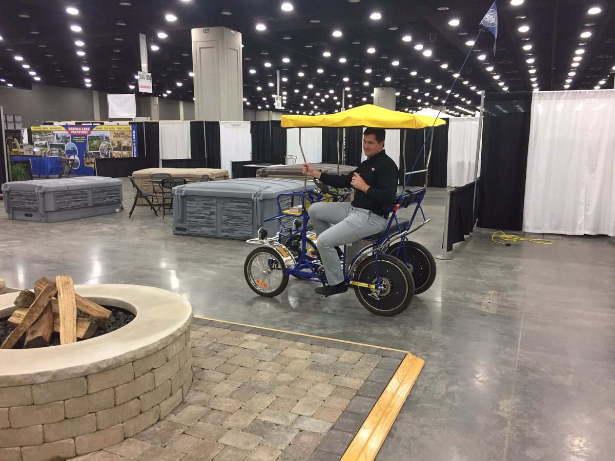 Beau Louisville Home Show, WDRB News And Keith Kaiser