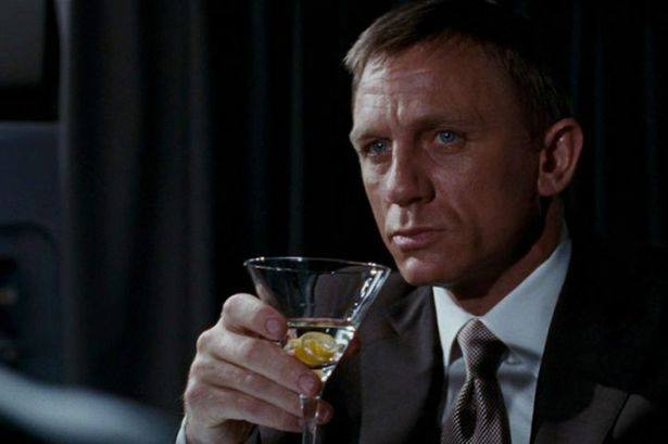 Happy Birthday. Today, Mar. 2, 1968 Daniel Craig, English actor was born.   (
