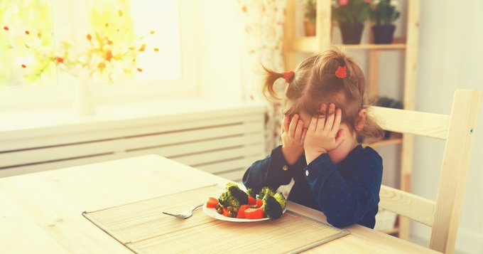 Fussy eaters: a survival guide for parents