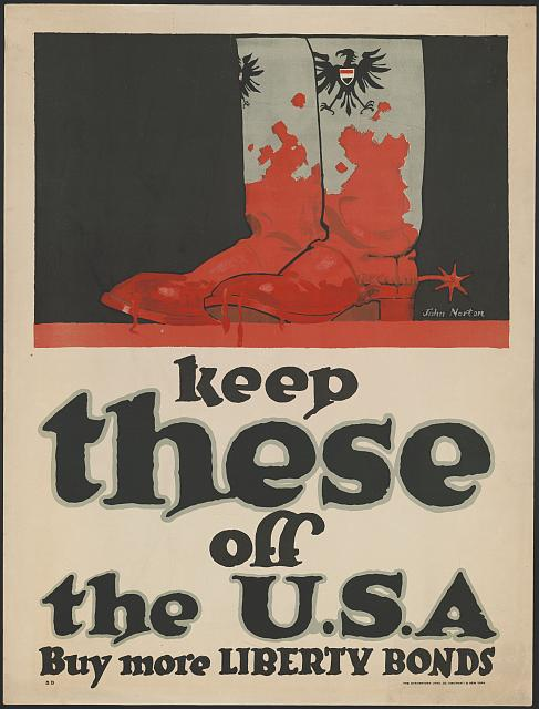 "#ICYMI ""The Bonds of Liberty: a #WW1 Liberty Loan Poster""  https://t.co/0Sq7yZx9CN https://t.co/6h1bvWdHn7"