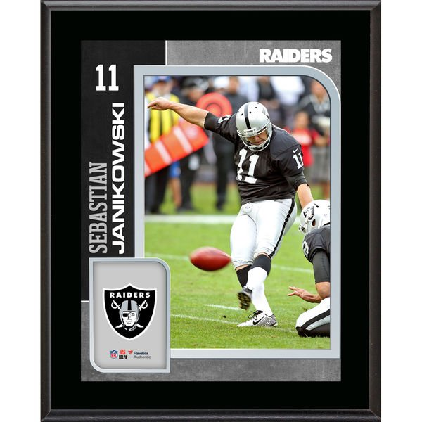 Happy Birthday Seabass!  Sebastian Janikowski - The all-time points leader turns 39 today.