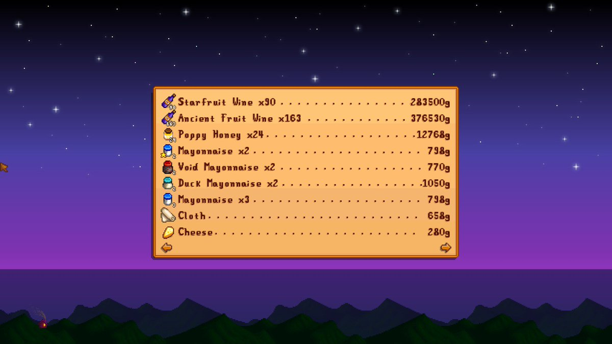 Tips4sips On Twitter Stardew Valley Ancient Fruit Starfruit Wines Are The Best Things To Sell Especially As Ancient Fruits Are Renewable And Last For 3 Seasons Https T Co Zg3zhafejz Now should i put it in to seed maker? twitter