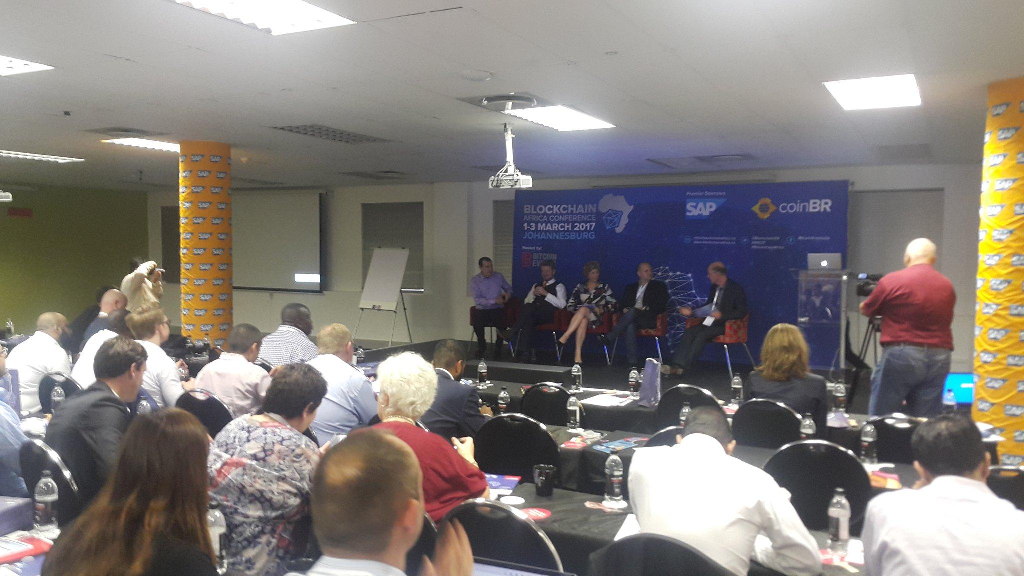 Blockchain Technology Opportunities Panel with @aantonop @LlewClaasen @blockchainza #BAC17 https://t.co/TtHcHmDhvz