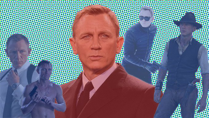 Happy Birthday Daniel Craig! What s your favorite Bond movie he played in?