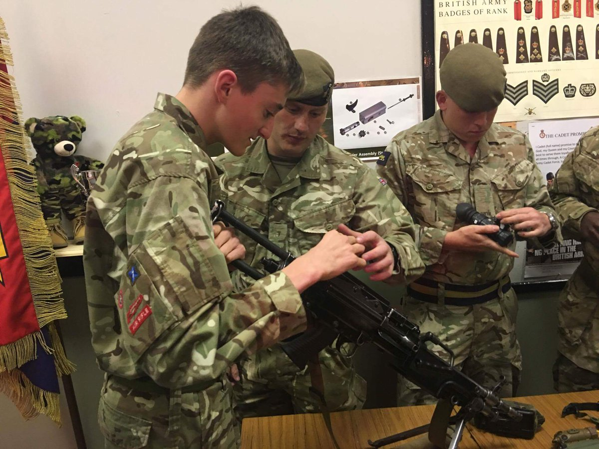 Surrey Army Cadets on Twitter: