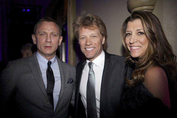 March 2: Happy Birthday Daniel Craig and Jon Bon Jovi