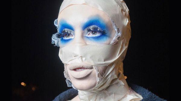 Vinny Ohh vuole sembrare un alieno