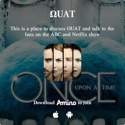 I found this community -ΩUAT. It's worth checking out. https://t.co/8wVLIfTuSf #OUAT #OnceUponATime #Disney