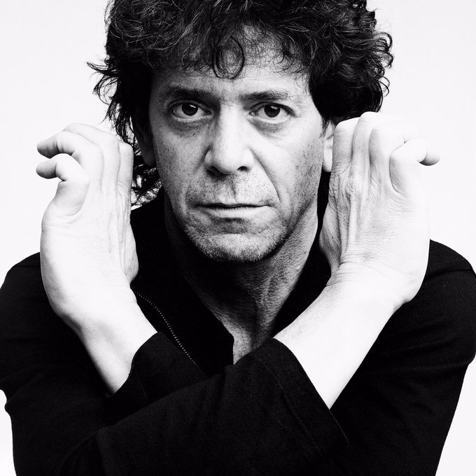 Happy Birthday Lou Reed.