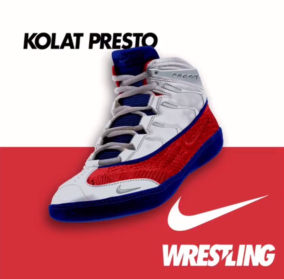 nike presto wrestling shoes