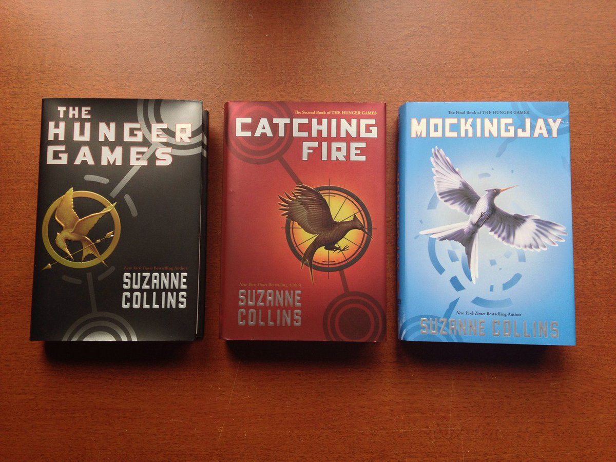 comparison of hunger games book and The following are noted differences between the original the hunger games book and the hunger games film as the novel's author suzanne collins was also.
