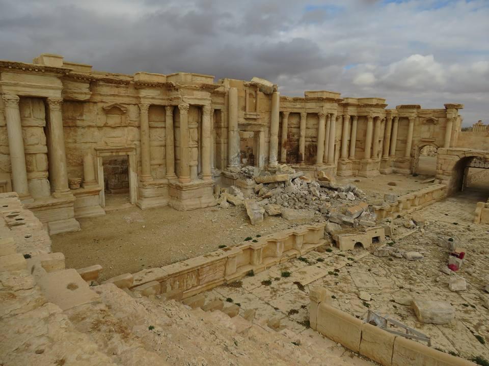 Syrian War: News #11 - Page 38 C57CzDYWMAAlLPC