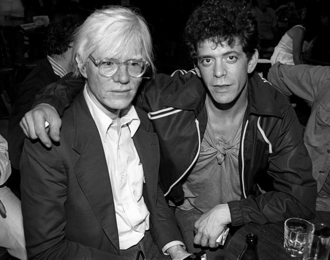 Happy Birthday on what would have been Lou Reed\s 75th--such a unique and influential music artist.