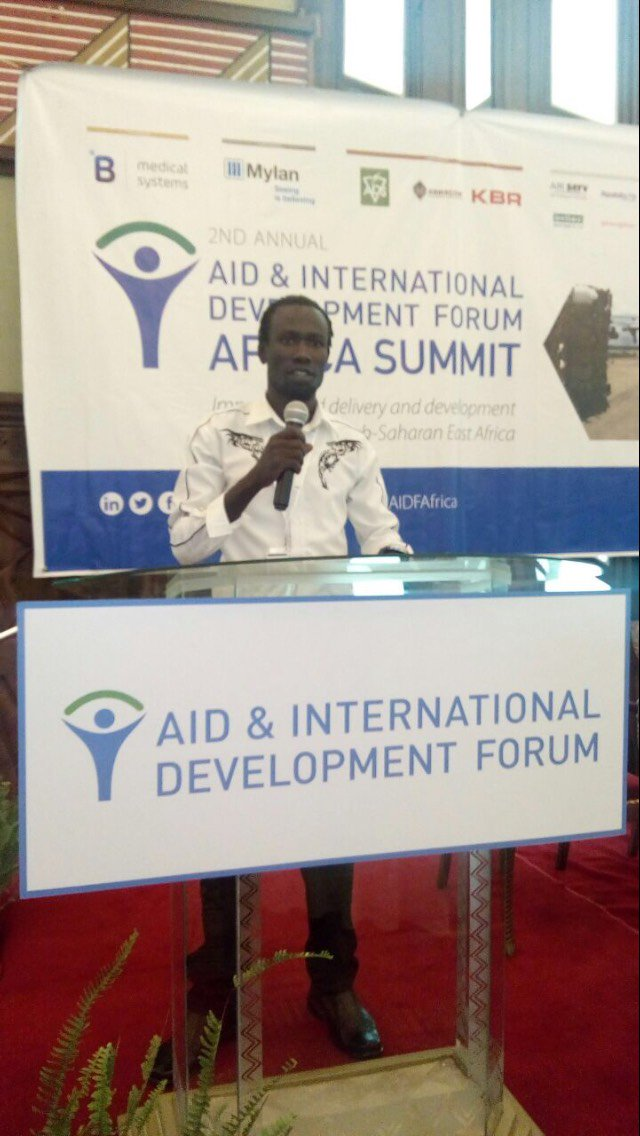 Fantastic to be speaking at Annual Aid+Int.Development Forum in Nairobi #AIDFAfrica Building partnerships for #resilience #ChallengeAfrica https://t.co/vekWzYSaYJ