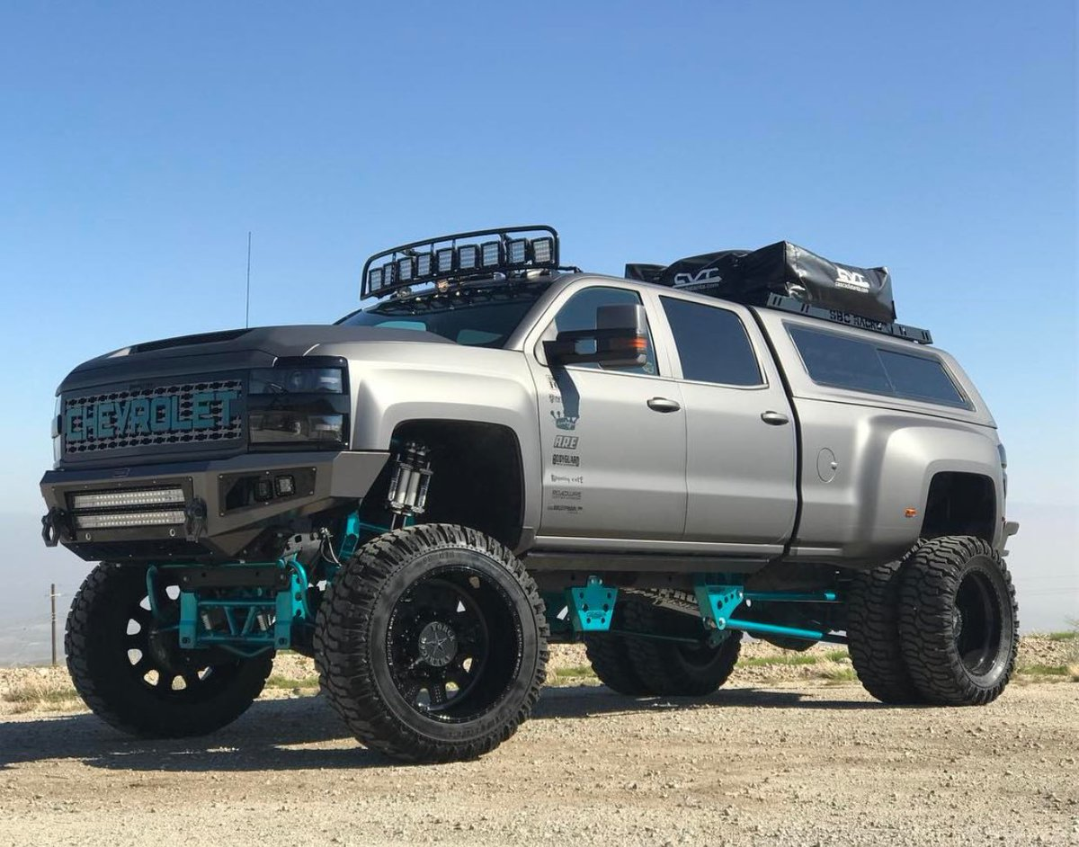 Torq Army On Twitter Duramax Dually Truck Lifted