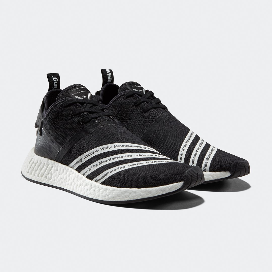 Now available on  adidas US. White Mountaineering x NMD R2. —   http   bit.ly 2mJIPU3 pic.twitter.com WG7ncjF8U0 2ccbb81f00d50