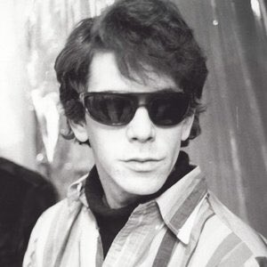 Happy birthday Lou Reed, I miss you.
