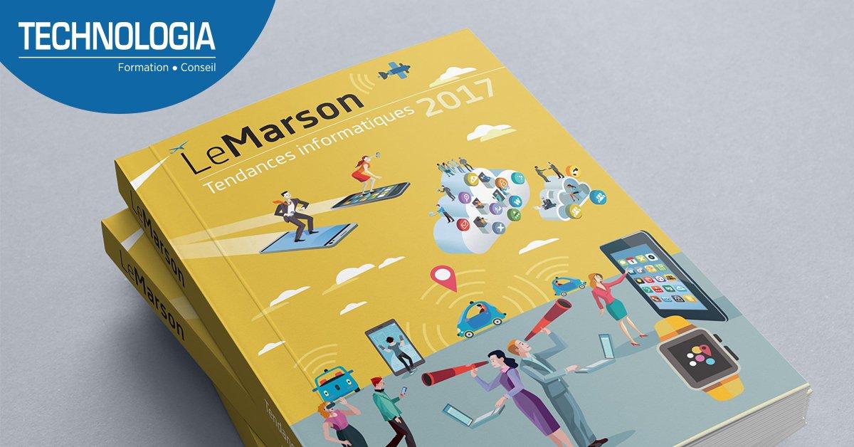 LeMarson 2017 - La référence des tendances technologiques