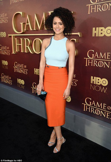 Happy 28th Birthday, Nathalie Emmanuel!