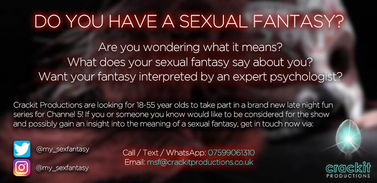 What is the meaning of sexual fantasy