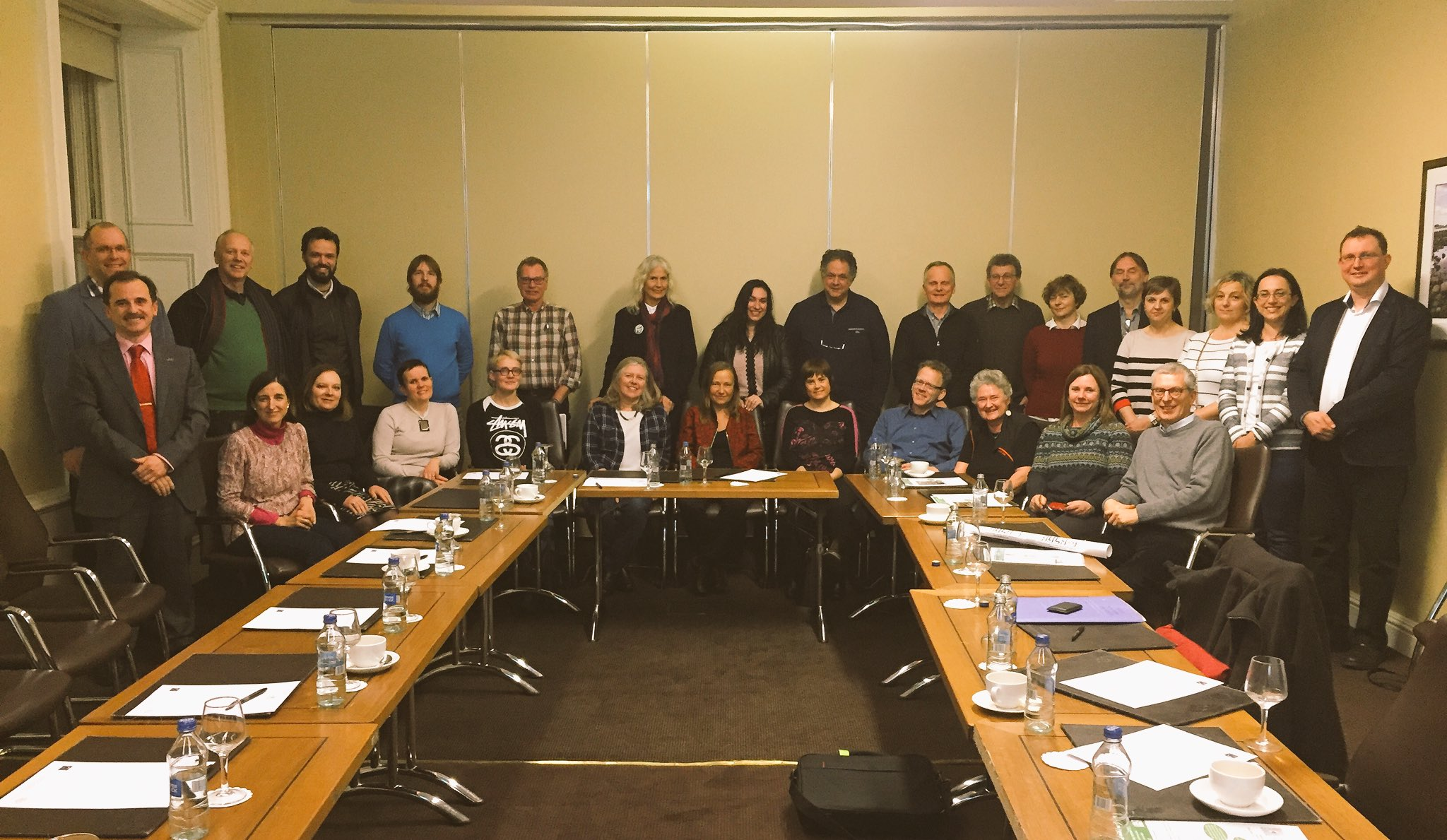 @WoncaEurope Working Group on  #safety & #quality  (EQUIP) delegates meeting before #EQUIPDublin2017 https://t.co/lv5EpRdvOb