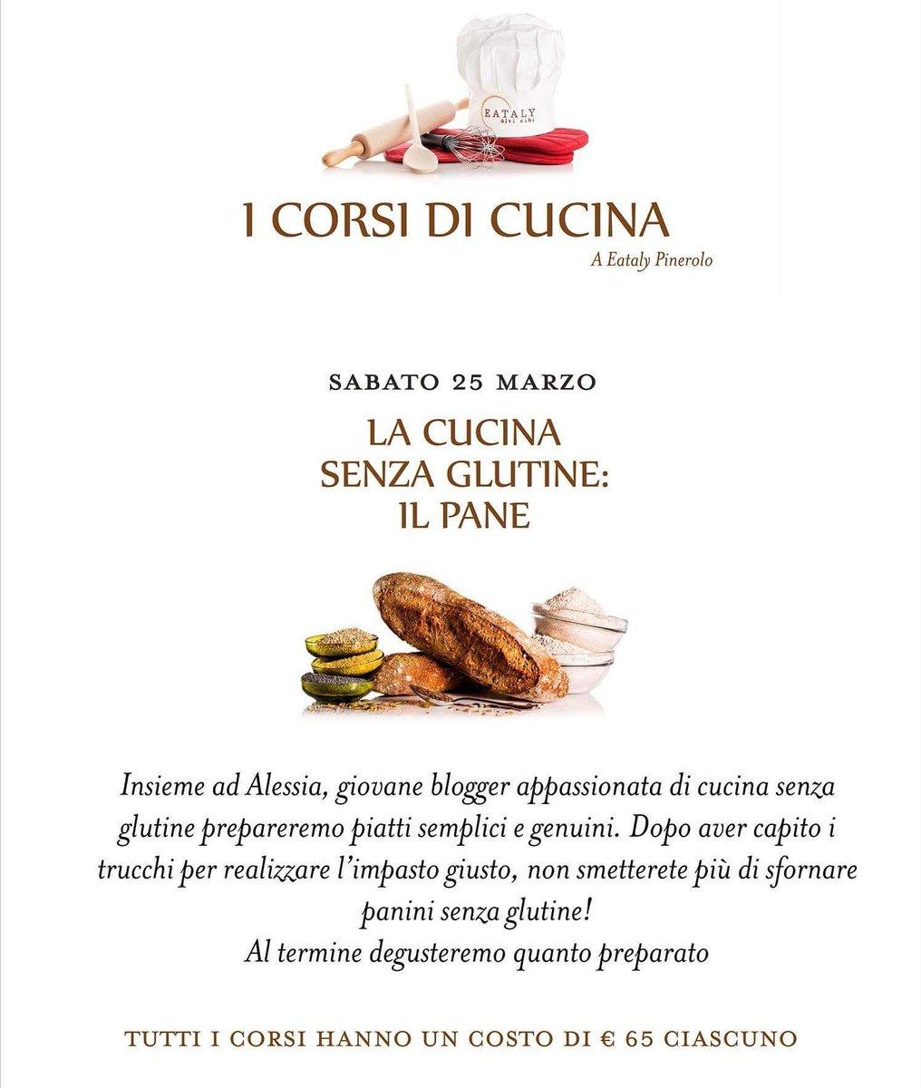 alessia ruzzier (@alessiaruzzier) | twitter - Corso Cucina Eataly