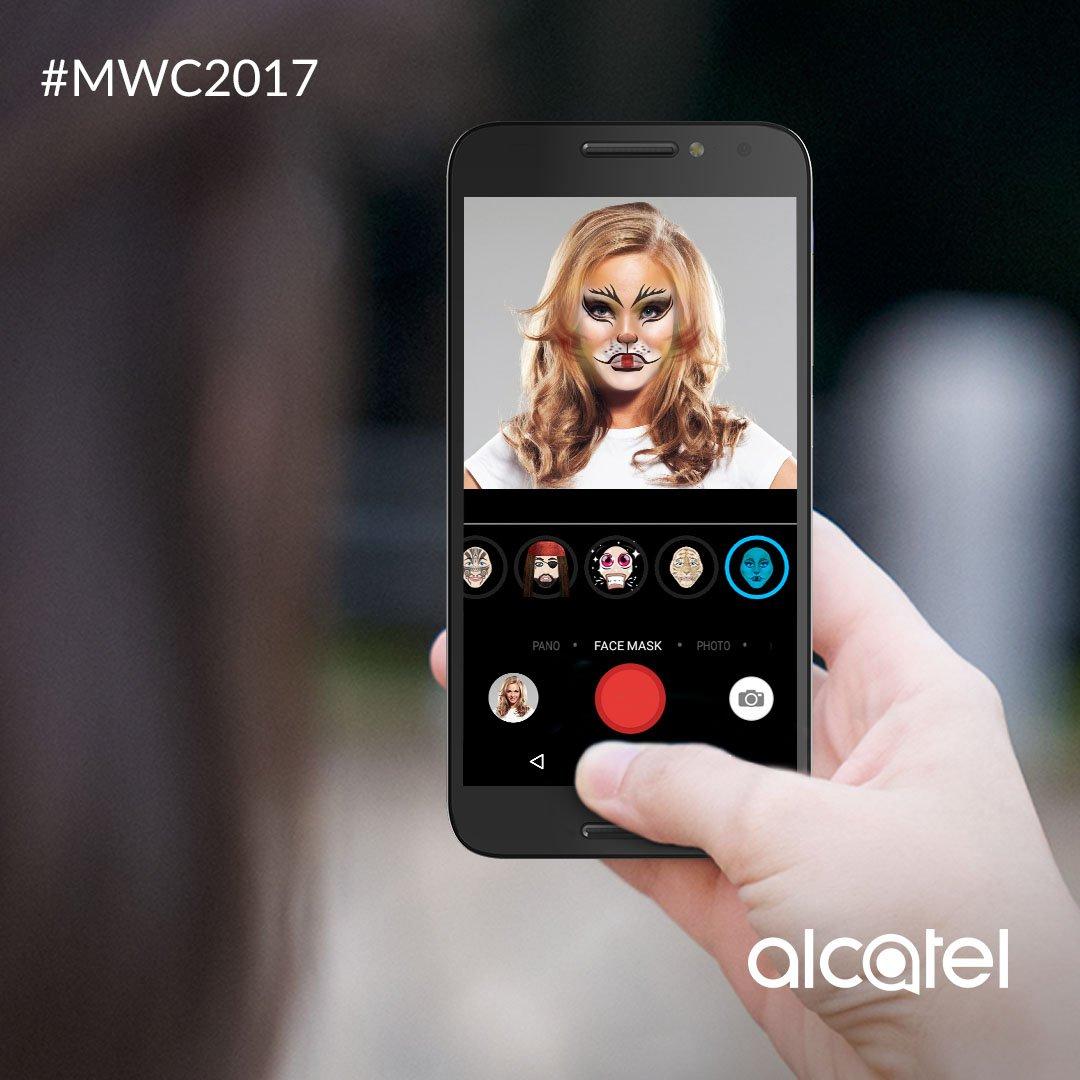 Destaca en el timeline de Instagram gracias a la increíble cámara del Alcatel A3 y sus funciones, únicas como tú. #MWC2017 https://t.co/o5ODoaFzGe
