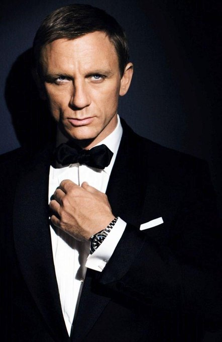 A Happy Birthday to The Best OO7 Daniel Craig Happy Birthday