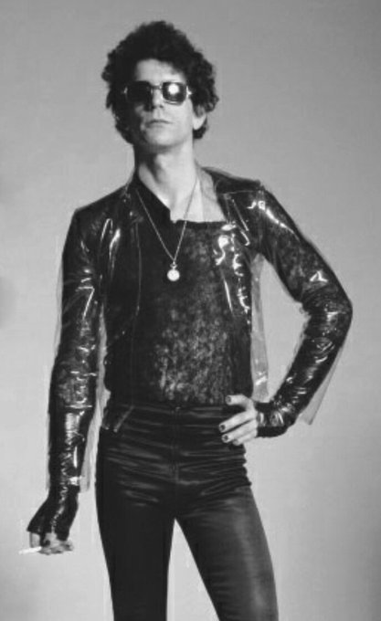 Happy birthday to the legendary Lou Reed (R.I.P)