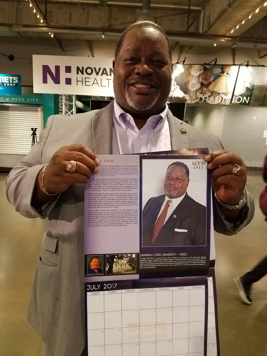 #tbt Thanks to everyone that supported #OurHistoryToday HBCU Calendar &  Resource Guide at #CIAA2017! Get yours at http://blackhistoryhbcu.com ! ...