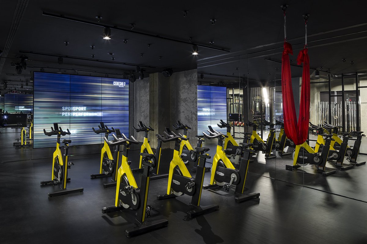new product 6e521 a6593 Technogym on Twitter: