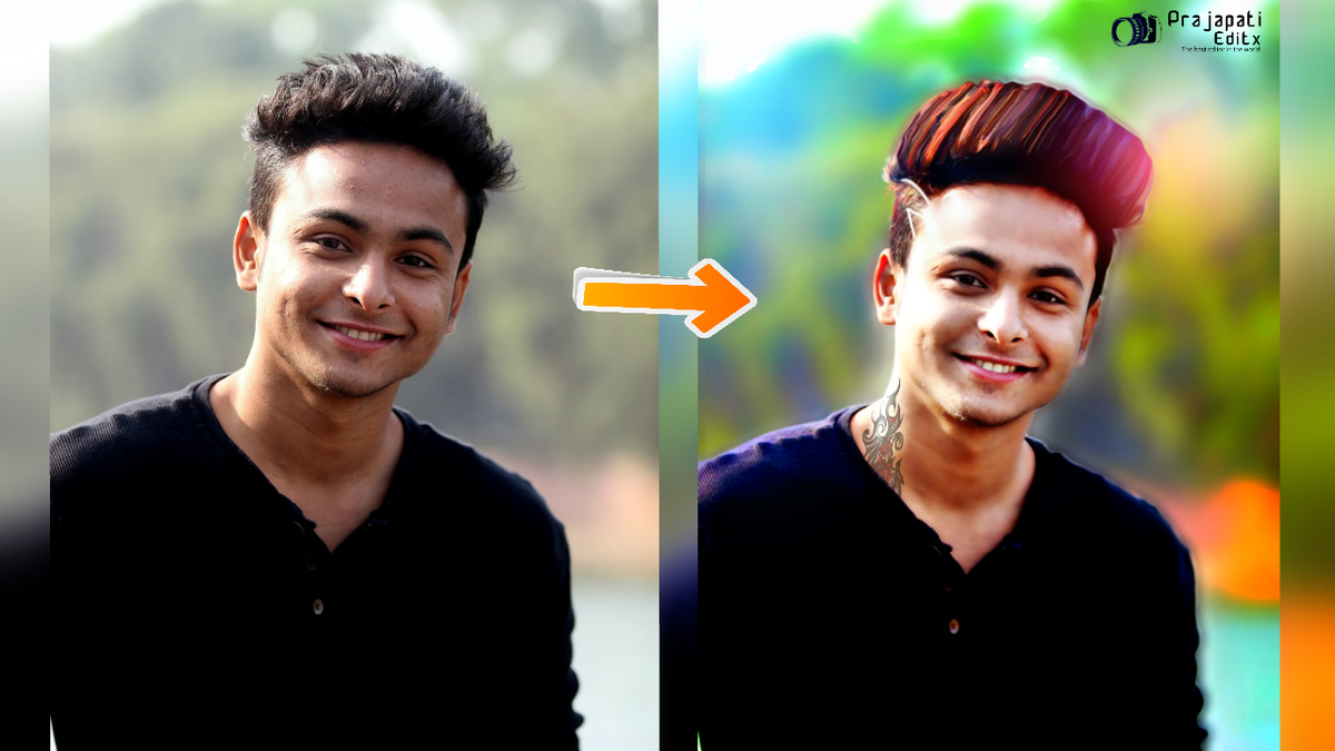 Mredits On Twitter Cb Edit Hairstyle Hdr Effects In Picsart
