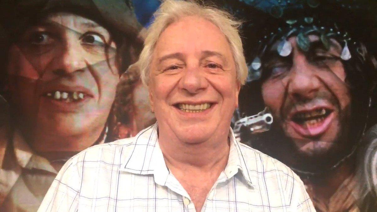 São 50 anos de carreira e muitos personagens marcantes. Domingo o #Fantástico vai homenagear Marco Nanini! 🎂 :)