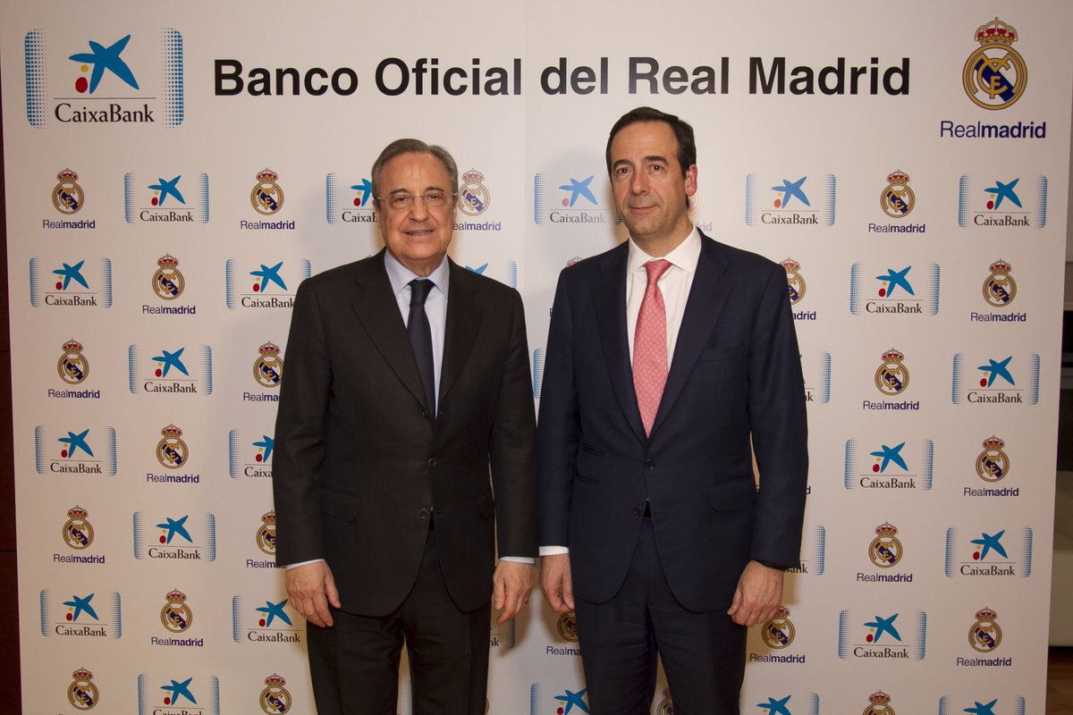 Nos convertimos en patrocinador oficial del @realmadrid hasta 2020 https://t.co/eWRyPDhDSn #Deportes #Laliga https://t.co/SXQpNgyPHd