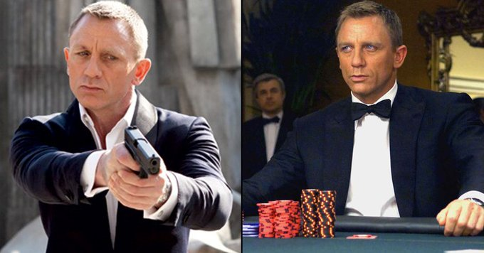 TheLadBible: Daniel Craig is the best James Bond of all time. Happy 49th birthday!