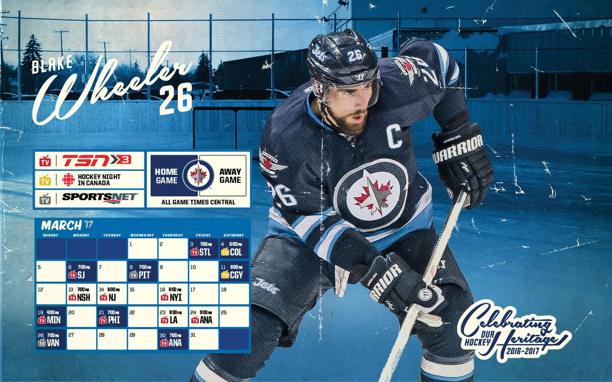 Winnipeg Jets On Twitter At Biggiefunke Is Featured On Our