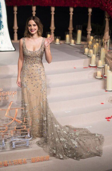 Emma Watson - Elie Saab Haute Couture https://t.co/aAwx3B5toT
