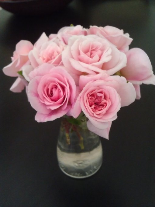 happy birthday wonderful Gates!  God bless you!  Mini roses for you!