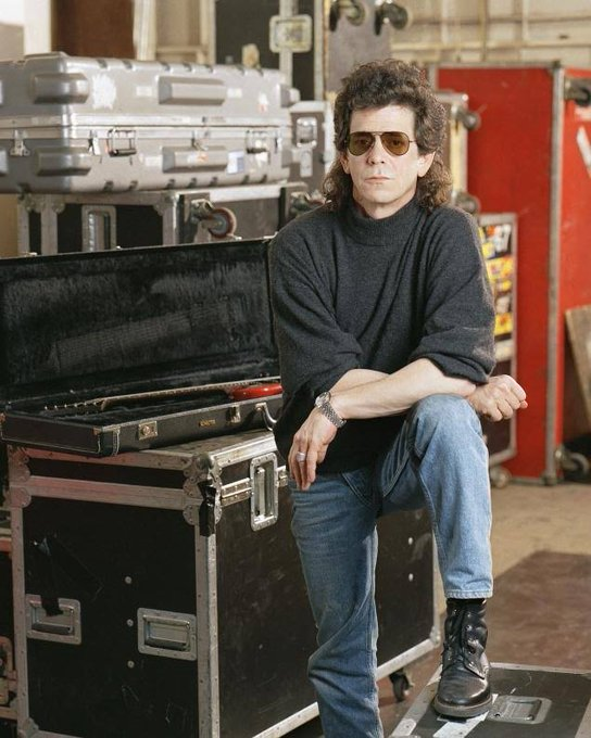 Happy birthday to Lou Reed!