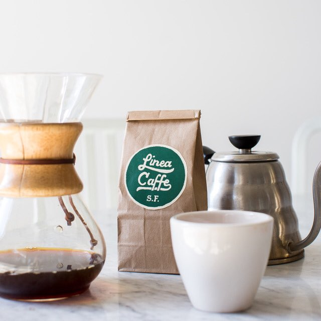 Barry Jenkins Coffee Brewing