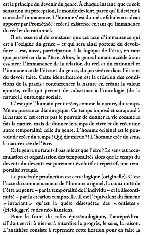 Les chemins de la #praxis de Michel #Clouscard. Livre 3 #marx 2/3 https://t.co/Qk0WqKVCtz
