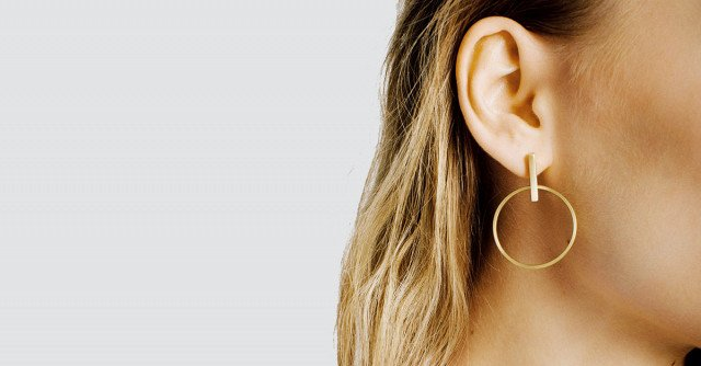 These Earrings Sold Out in 12 Hours, But They're Finally Back