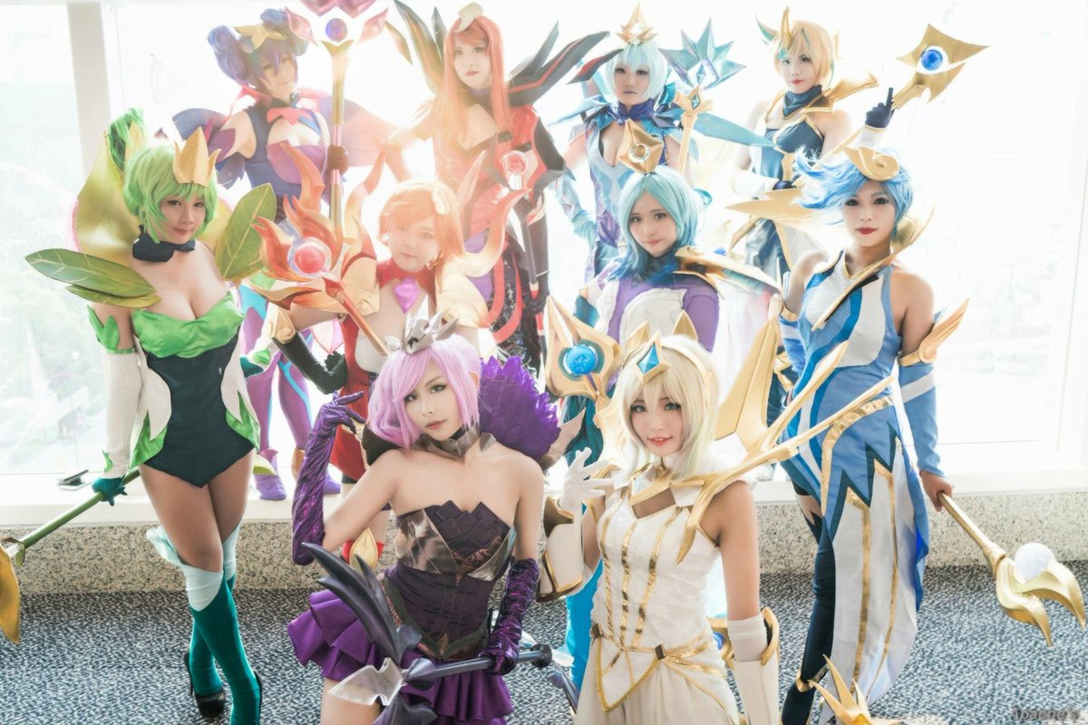 League of legends nude cosplay